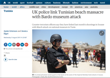 THE GUARDIAN 5 August 2015